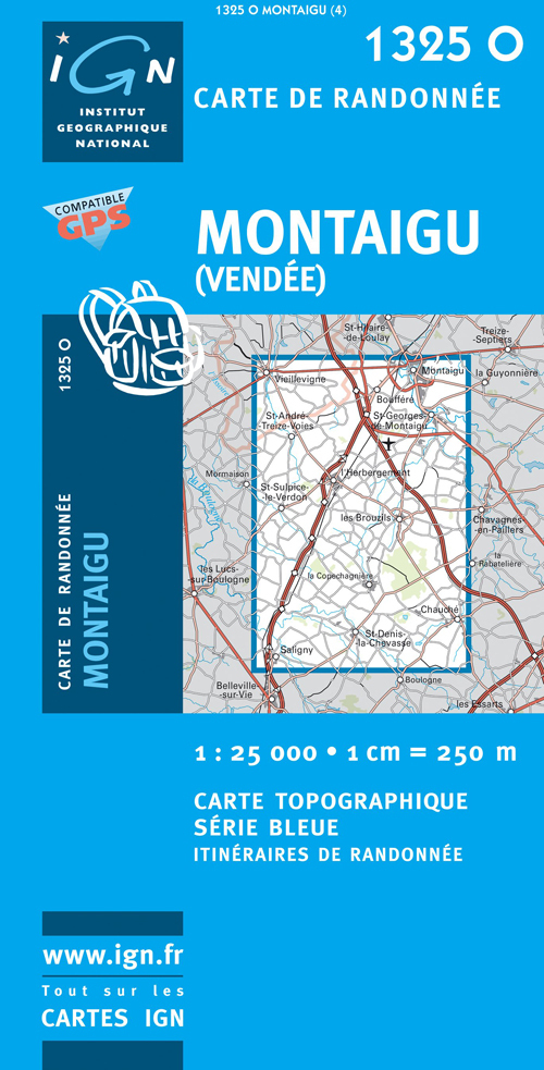 1325O MONTAIGU (VENDEE)