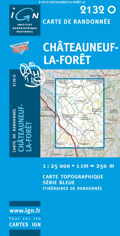 AED 2132O CHATEAUNEUF-LA-FORET