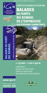82096 BALADES EN FORETS DU SOMAIL DE L'ESPINOUSE