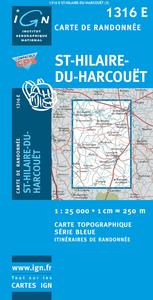 AED 1316E ST-HILAIRE-DU-HARCOUET