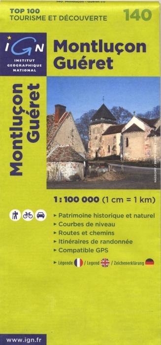 AED MONTLUCON/GUERET  1/100.000