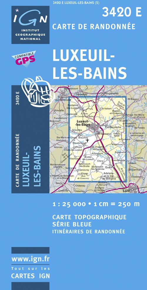 3420E LUXEUIL-LES-BAINS