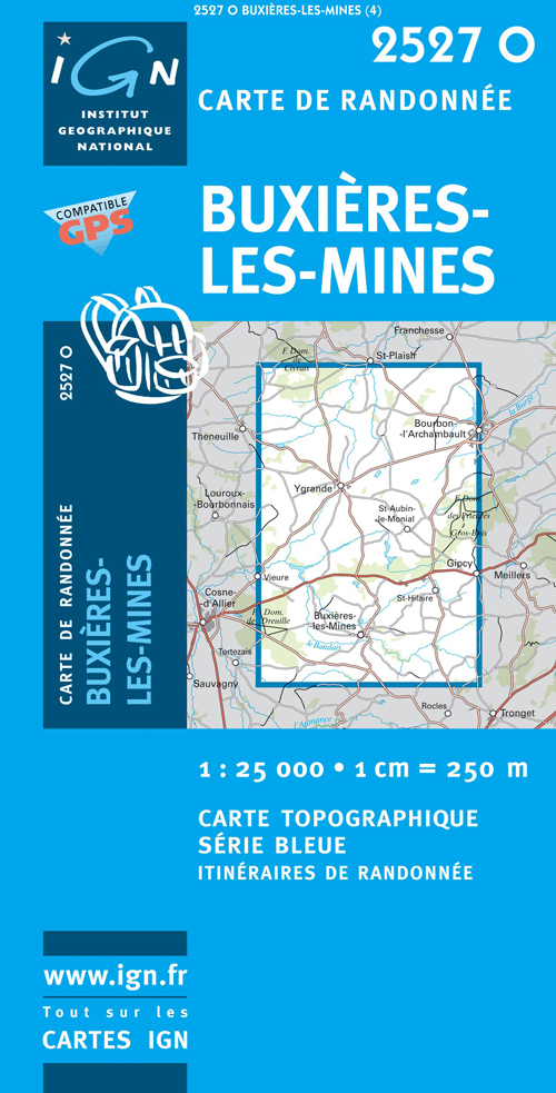 AED 2527O BUXIERES-LES-MINES