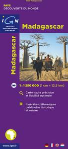 AED 85125 MADAGASCAR  1/1M25