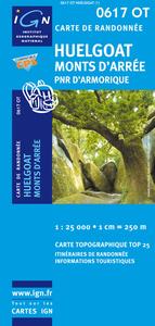 AED 0617OT HUELGOAT/MONTS D'ARREE