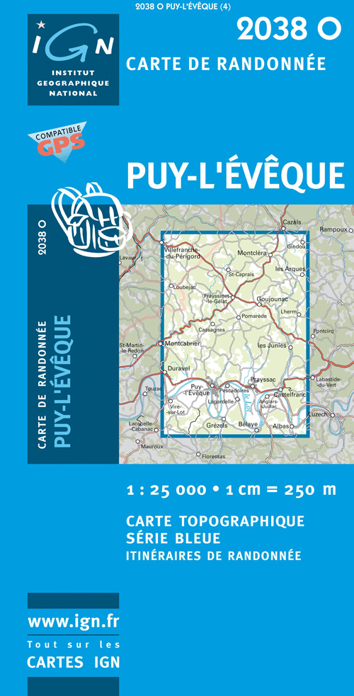 AED 2038O PUY-L'EVEQUE