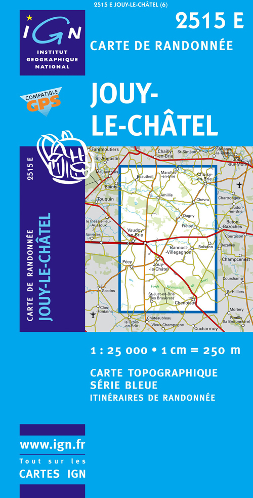 AED 2515E JOUY-LE-CHATEL