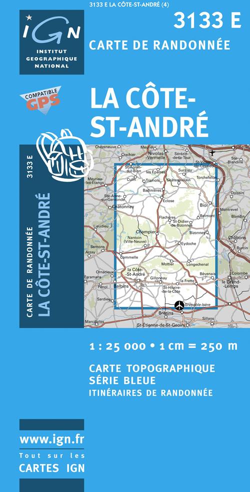 AED 3133E LA COTE-ST-ANDRE