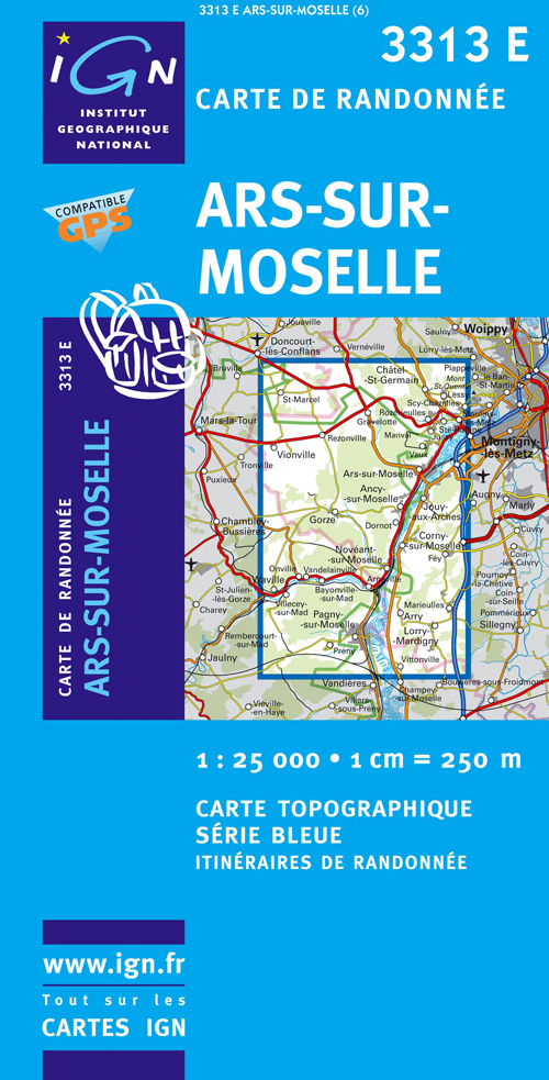 AED 3313E ARS-SUR-MOSELLE
