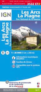 3532ETR LES ARCS/LA PLAGNE (RESISTANTE)