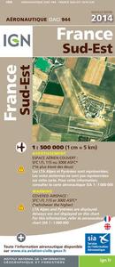 AED OACI944 FRANCE SUD-EST 2014