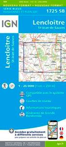 1725SB LENCLOITRE/ST-JEAN-DE-SAUVES