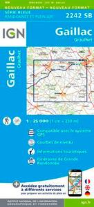 2242SB GAILLAC/GRAULHET