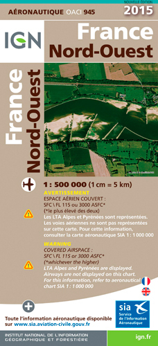 AED OACI945 FRANCE NORD-OUEST PLAST. 2015