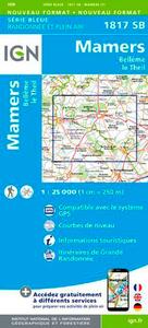 1817SB MAMERS/BELLEME/LE THEIL