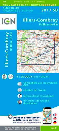 2017SB ILLIERS-COMBRAY/BAILLEAU-LE-PIN