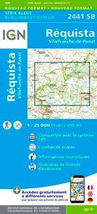 2441SB REQUISTA/VILLEFRANCHE-DE-PANAT