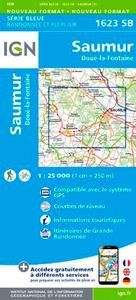 1623SB SAUMUR/DOUE-LA-FONTAINE