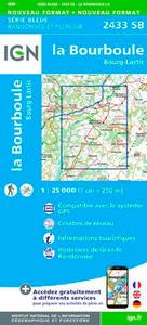 2433SB BOURG-LASTIC/LA BOURBOULE