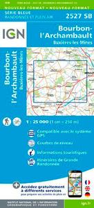 2527SB BOURBON-L'ARCHAMBAULT/BUXIERES-LES-MINES