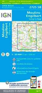 2725SB MOULINS-ENGILBERT/CERCY-LA-TOUR