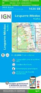 1434SB LESPARRE-MEDOC/PAUILLAC
