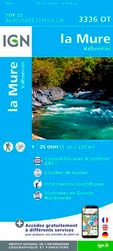 3336OT LA MURE/VALBONNAIS