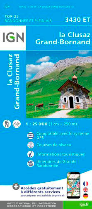 3430ET LA CLUSAZ/GRAND-BORNAND