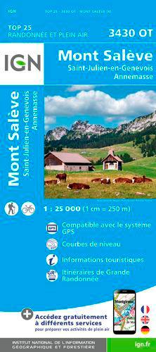 3430OT MONT SALEVE/SAINT-JULIEN-EN-GENEVOIS/ANNEMASSE