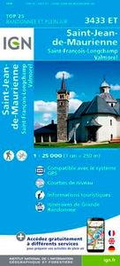 3433ET SAINT-JEAN-DE-MAURIENNE/SAINT-FRANCOIS-LONGCHAMP/VALMOREL