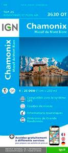 3630OT CHAMONIX/MASSIF DU MONT-BLANC