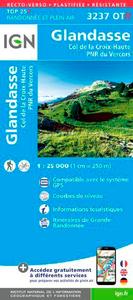 3237OTR GLANDASSE/COL DE LA CROIX-HAUTE (RESISTANTE)