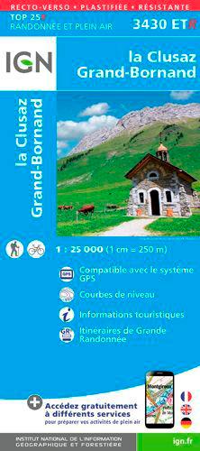 3430ETR LA CLUSAZ/GRAND BORNAND (RESISTANTE)