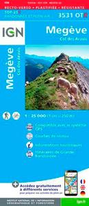 3531OTR MEGEVE/COL DES ARAVIS (RESISTANTE)