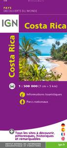 85133 COSTA-RICA 1/750.000