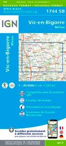 1744SB VIC-EN-BIGORRE.MIELAN
