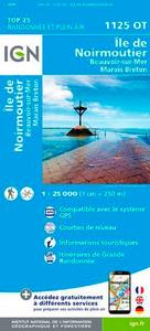 1125OT ILE DE NOIRMOUTIER.BEAUVOIR-SUR-MER.BOURGNE