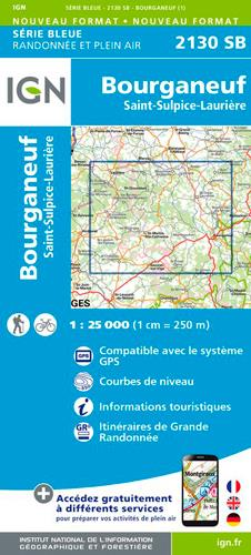 2130SB BOURGANEUF.ST-SULPICE-LAURIERE