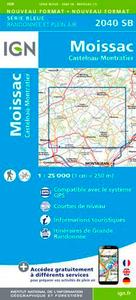 2040SB MOISSAC CASTELNAU MONTRALIER