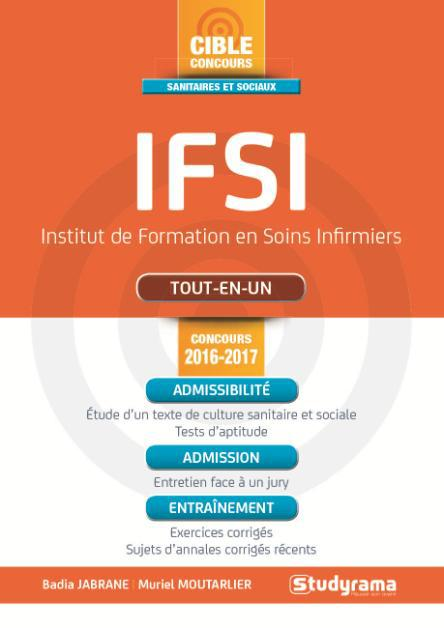 IFSI (INSTITUT DE FORMATION EN SOINS INFIRMIERS)