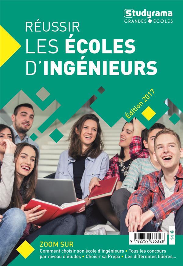 REUSSIR LES ECOLES D'INGENIEURS 2017
