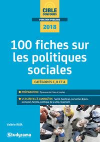 100 FICHES SUR LES POLITIQUES SOCIALES 2018-2019
