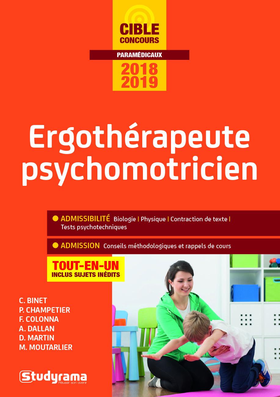 ERGOTHERAPEUTE-PSYCHOMOTRICIEN 9ED