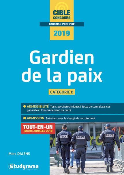 GARDIEN DE LA PAIX 2019