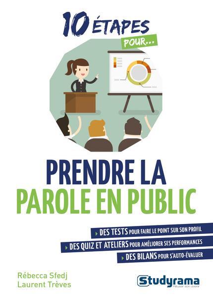 10 ETAPES POUR PRENDRE LA PAROLE EN PUBLIC
