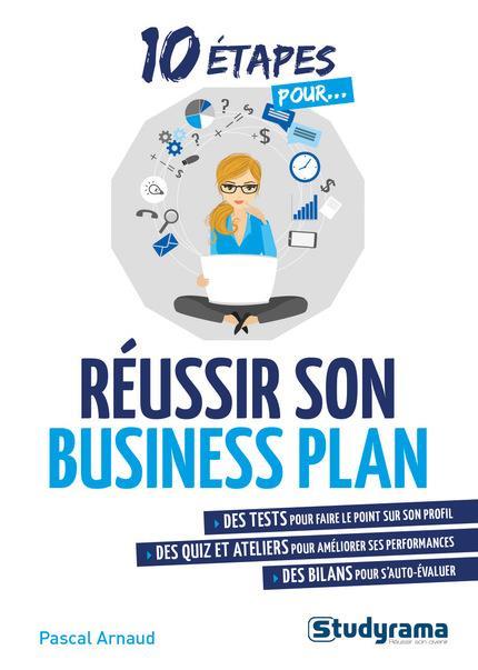 10 ETAPES POUR REUSSIR SON BUSINESS PLAN