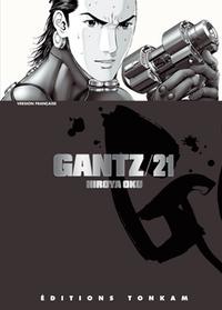 GANTZ -TOME 21-