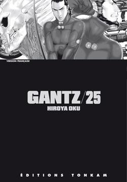 GANTZ -TOME 25-