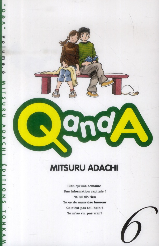 Q & A T6