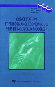 Concertation et performance économique